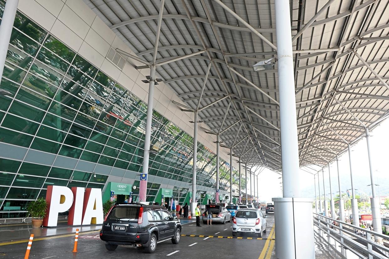 Penang International Airport in Bayan Lepas