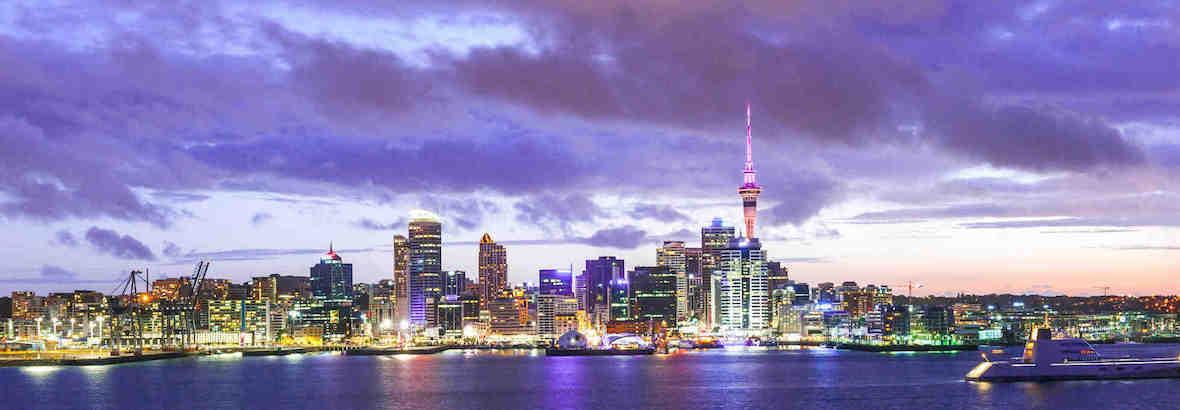 Study plus internship in New Zealand
