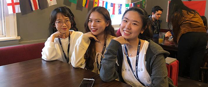 Travel and study outside Malaysia