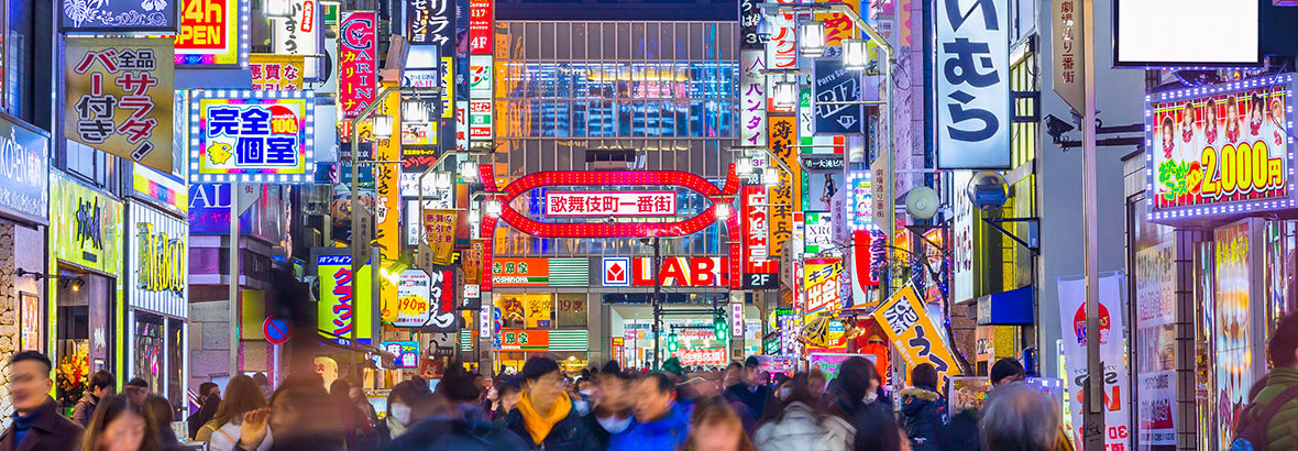 Study and Homestay in Tokyo