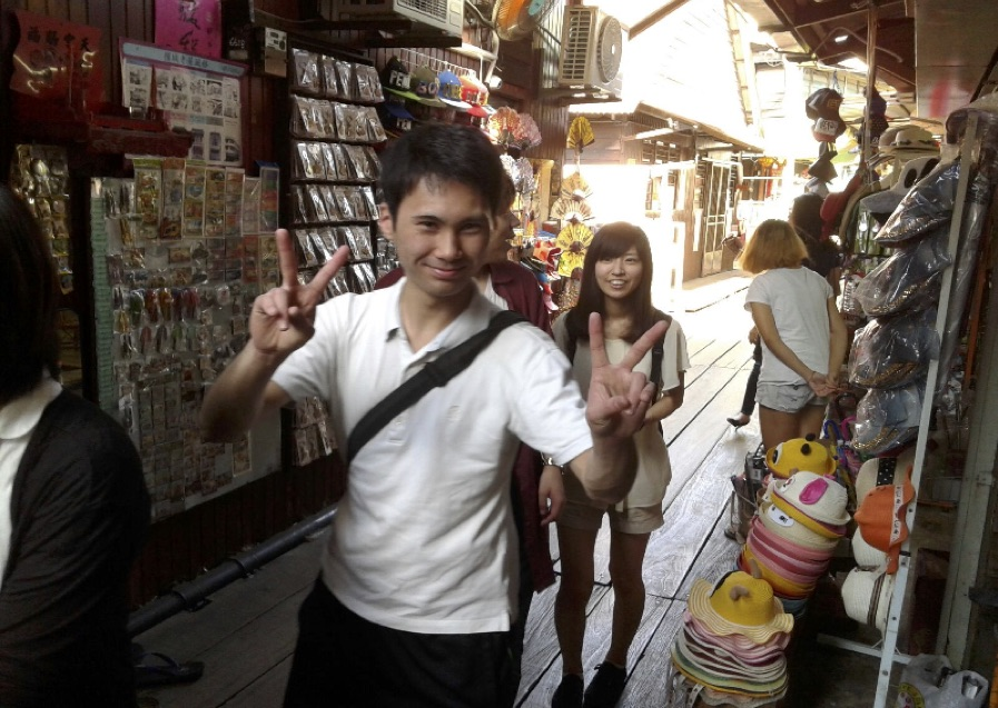 Japanese students on study tour to Penang